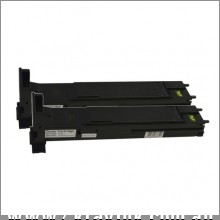 A06V193 Premium Generic Black Toner Cartridge x 2