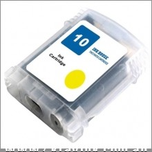 #10 Yellow Compatible Inkjet Cartridge