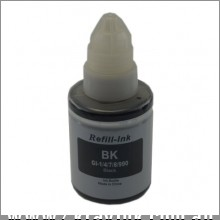 690 Generic Black Refill Bottle - 135ml